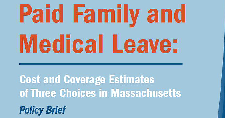 UMass Boston Report Provides Timely Cost Estimates on Paid Leave Ballot Question