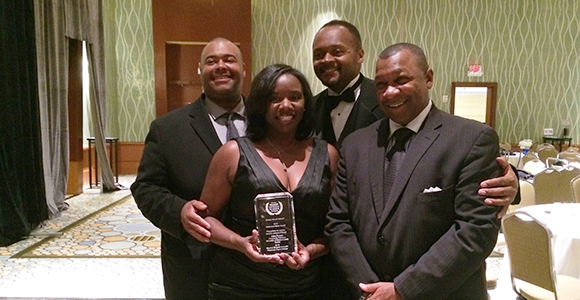 UMass Boston Staff Member Honored as NAACP Difference Maker