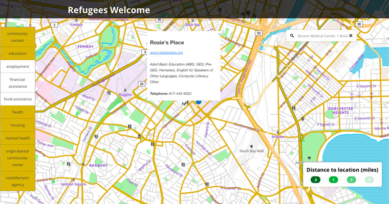 PhD Candidate Partners with Mapbox and Code for Boston