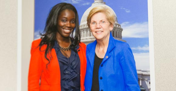 UMass Boston Students Have Second Opportunity To Intern in DC This Summer Through EMK Institute
