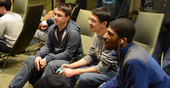 Super Smash Brothers Melee Crew Represents UMass Boston in Video Game Tournament
