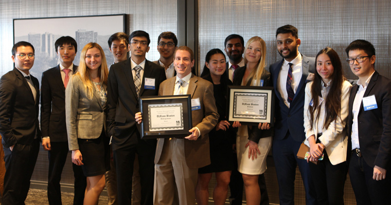UMass Boston's Student Managed Funds Top UMass System Competition