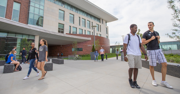 "UMass Boston ""Best in the Northeast"" Again, Says Princeton Review"