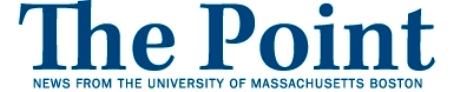 Logo for The Point: News from the University of Massachusetts Boston