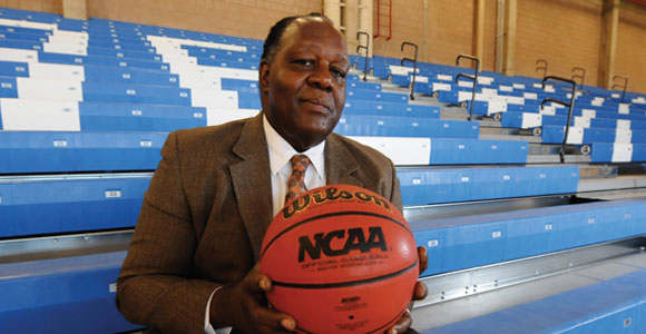 UMass Boston's Charlie Titus Under Armour Athletic Director of the Year