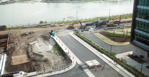 Southern Section of Quinn Ramp to be Removed