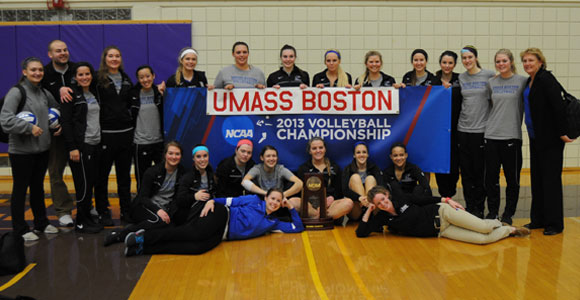 Beacons Volleyball Wins 3rd Regional NCAA Title in 4 Years