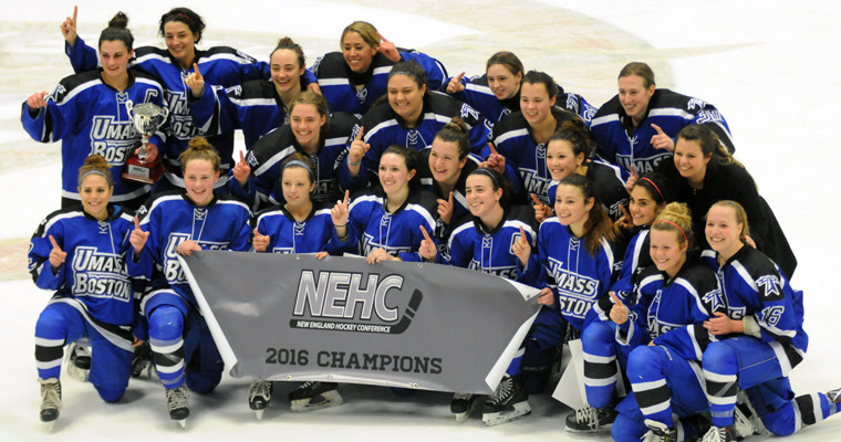 Making History: Men's and Women's Hockey Teams Advance to NCAA Tournament for First Time