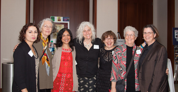 Women's and Gender Studies Holds 40th Anniversary Reunion Celebration