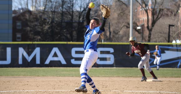 Beacons Sports: Softball Pitcher, Men's Tennis Ace Set Program Win Records