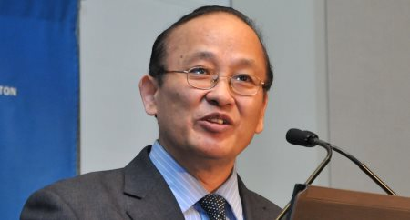 Zong-Guo Xia, Vice Provost for Research and Strategic Initiatives & Dean of Graduate Studies
