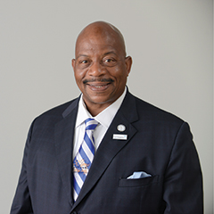 Photo of Chancellor J. Keith Motley