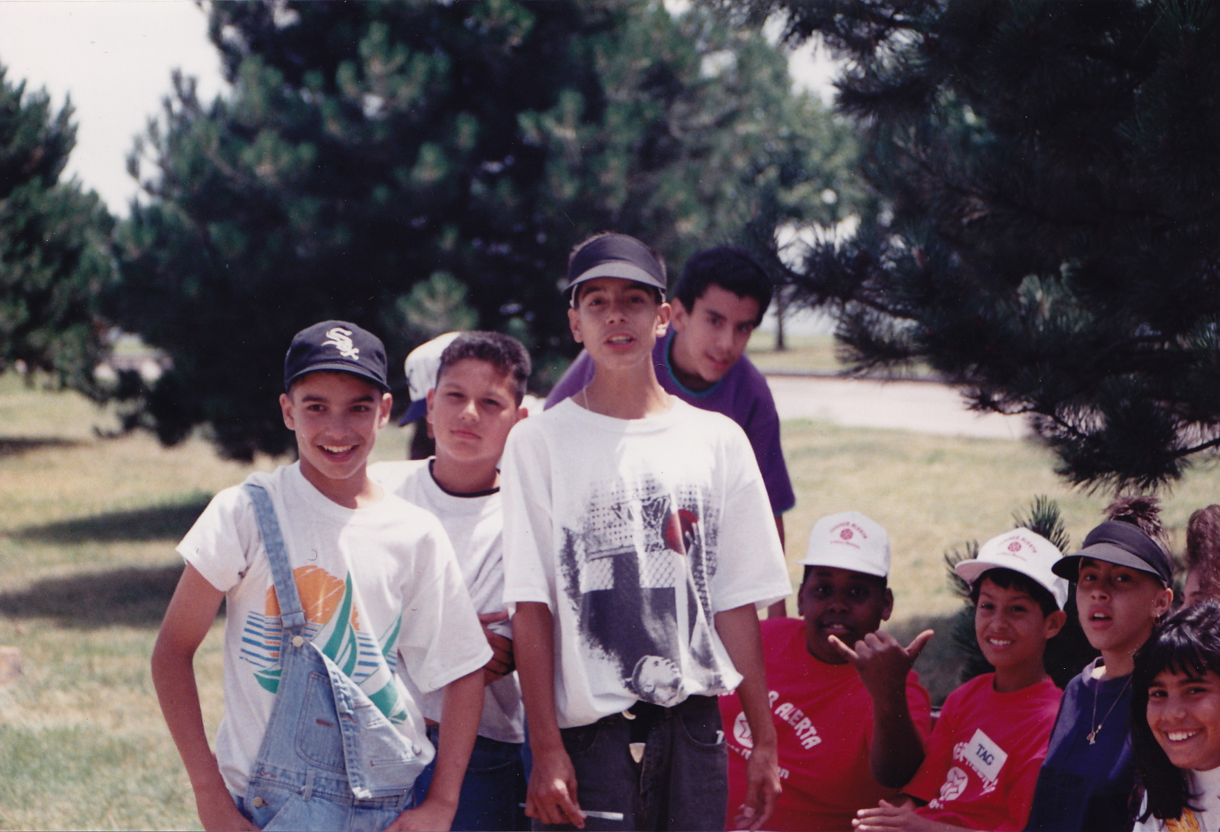Summer TAG 1990's kids