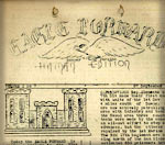 Picture showing an issue of Eagle Forward