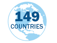 UMass Boston students come from 149 countries