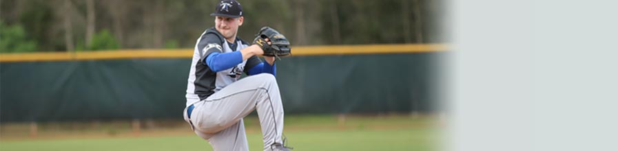 UMass Boston pitcher Kyle Szatrowski '16