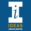IDEAS UMass Boston logo